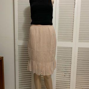 Silk Skirt by Victoria Secret